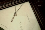 Pillar Necklace  16,800yen