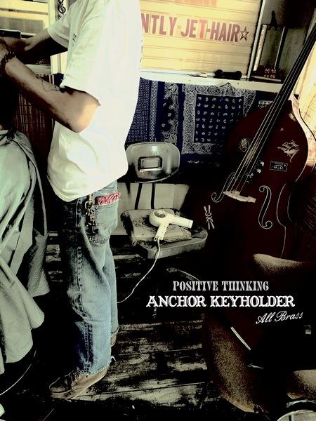 今年はAnchor Keyholder!