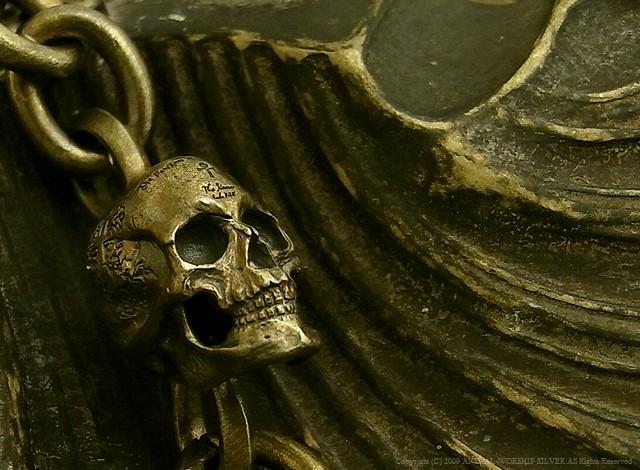 Madeleine Skull Bracelet A