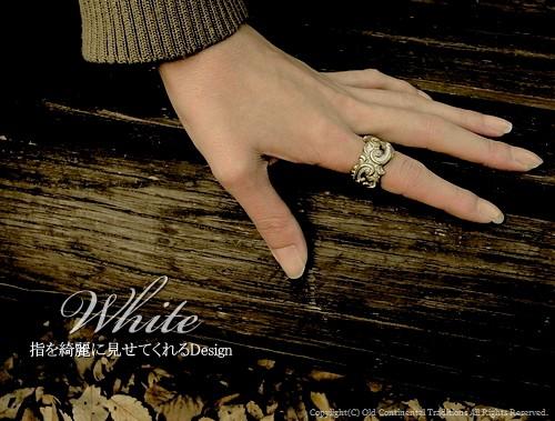 指が綺麗に見える色と形